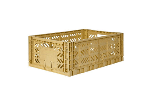 Aykasa Foldable crate maxi gold