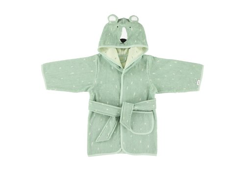 Trixie Baby Bathrobe Mr. Polar bear