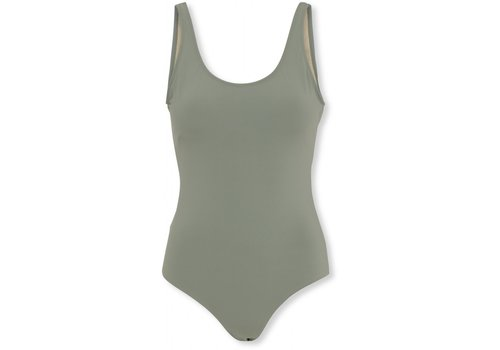 Konges Sløjd Mommy basic swimsuit Jade