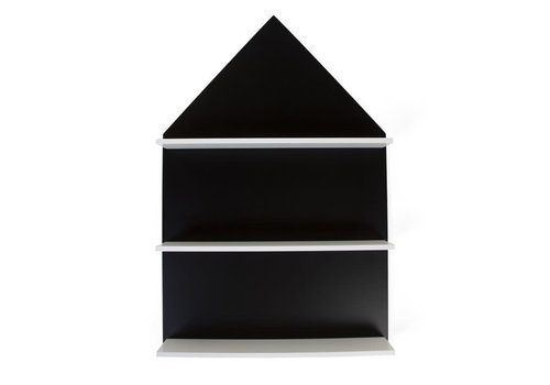 Childhome BLACKBOARD HOUSE - WALL SHELF
