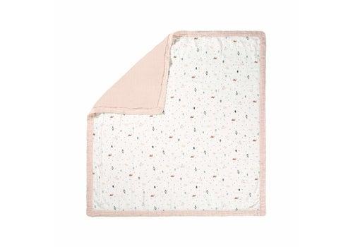 Lässig Heavenly soft Blanket 100x100cm Garden Explorer girls
