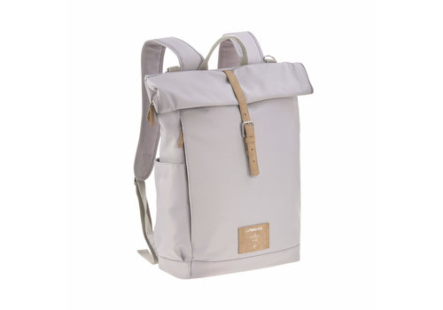 Lässig Greenlabel Rolltop backpack grey
