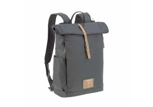 Lässig Greenlabel Rolltop backpack Anthracite