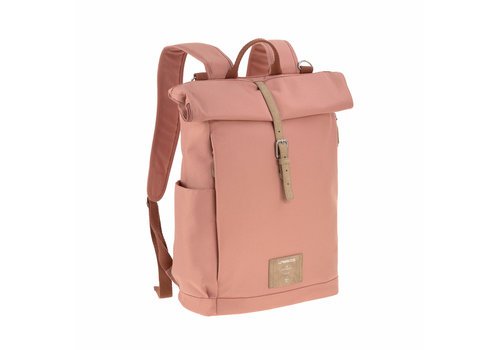 Lässig Greenlabel Rolltop backpack cinnamon
