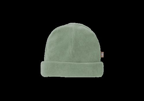 Fresk Velours Hat Forest green