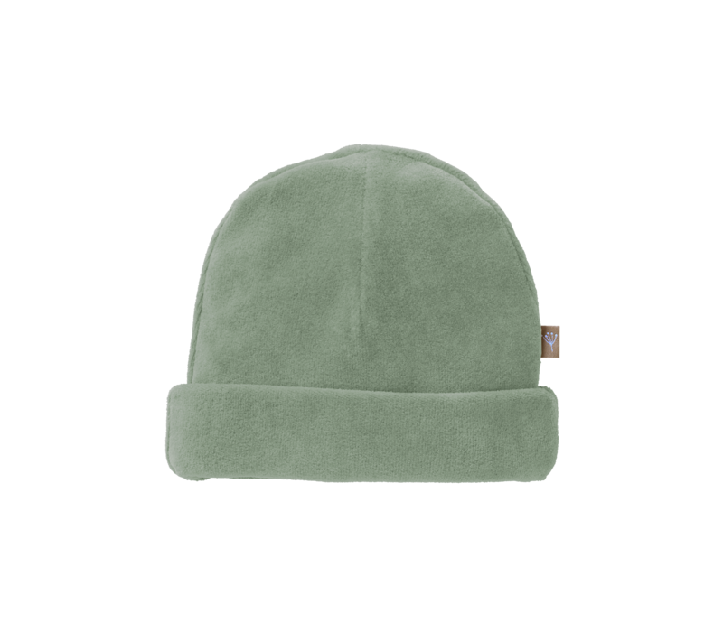 Velours Hat Forest green