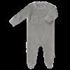 Fresk Pyjama velours met voet Paloma grey