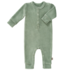 Fresk Pyjama velours Forest green