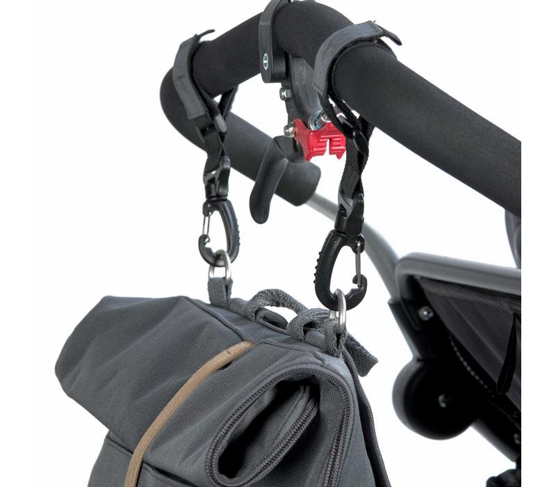 Greenlabel Rolltop backpack Anthracite