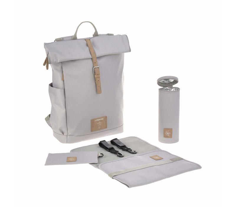 Greenlabel Rolltop backpack grey