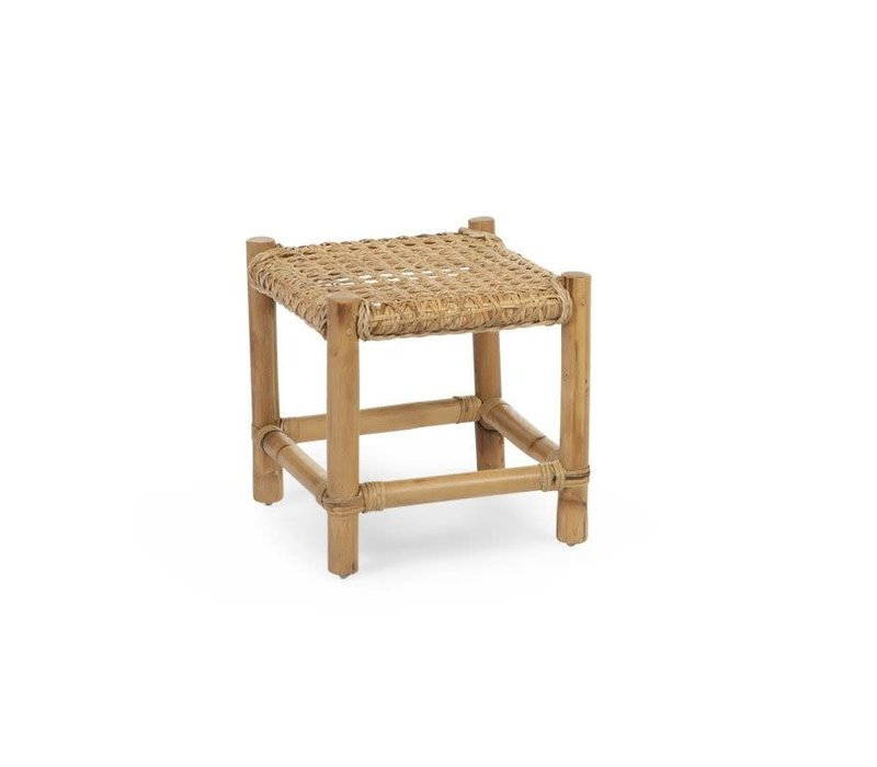 Canné stool single Naturel