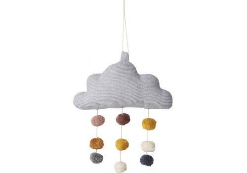 Liewood Mimi Cloud mobile Grey melange