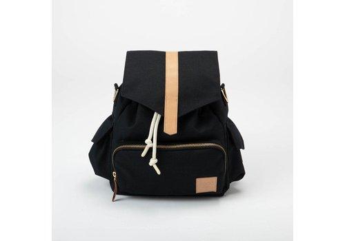 KAOS Ransel Black/brown