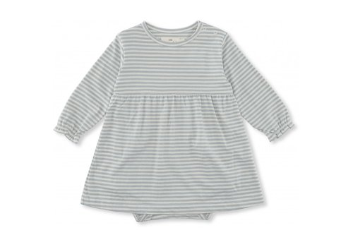 Konges Sløjd Reya dress French blue stripes