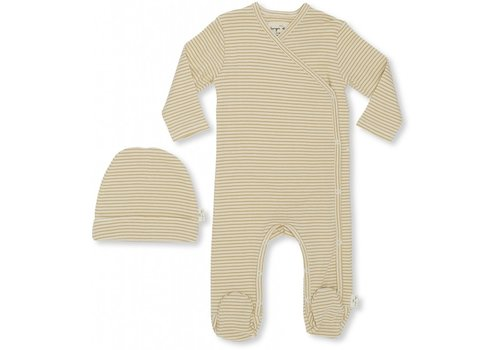 Konges Sløjd Dio newborn set Sunspell stripes