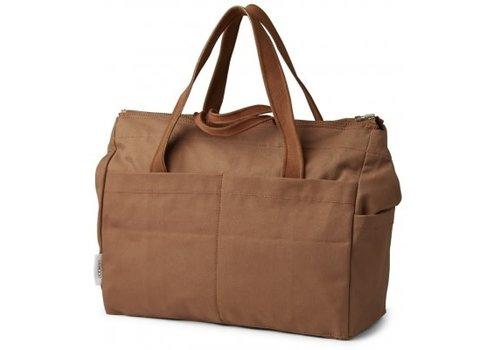 Liewood Melvin mommy bag Terracotta