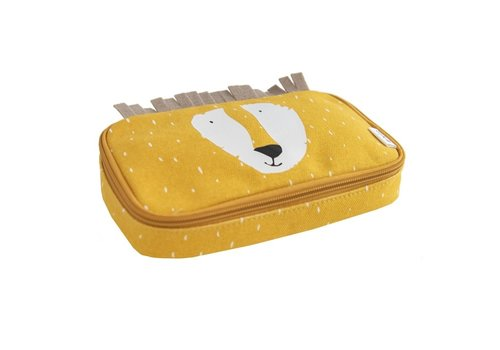 Trixie Pencil case rectangular - Mr Lion