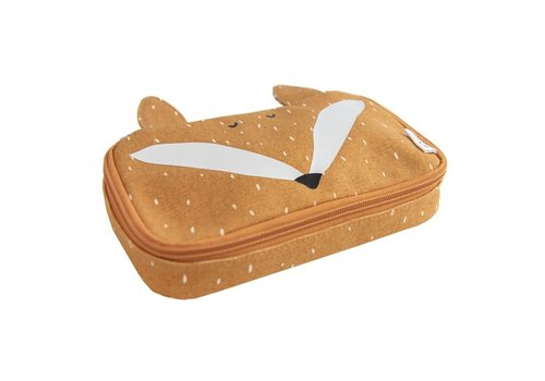 Trixie Pencil case rectangular - Mr Fox