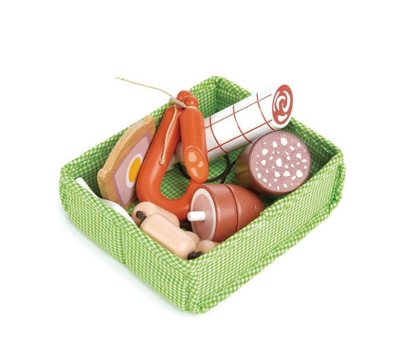 Charcuterie Crate