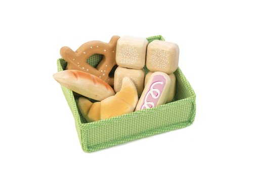 Tender Leaf Toys Mandje met brood