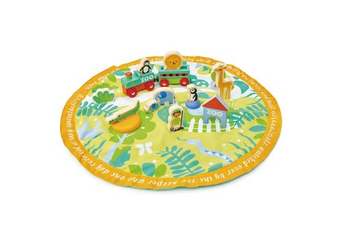 Tender Leaf Toys Safari Park Storage Bag