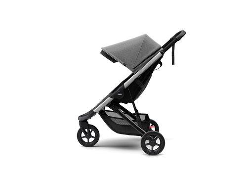 Thule Spring Stroller Aluminium Grey melange