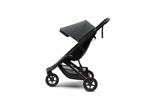 Thule Spring Stroller black Shadow grey