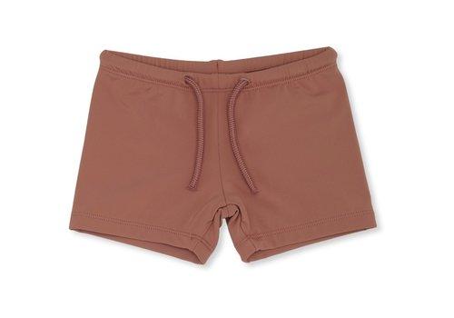 Konges Sløjd Unisex swim shorts Ruben rose