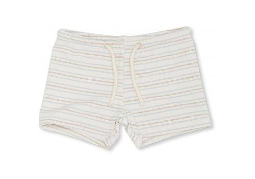 Konges Sløjd Unisex swim shorts Vintage stripe