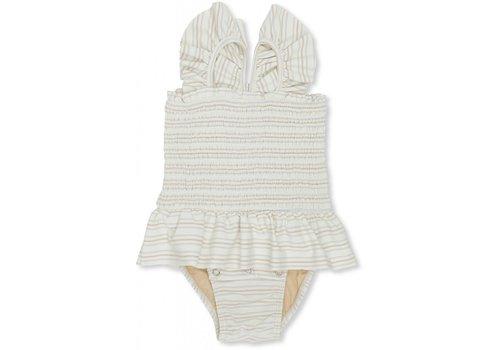 Konges Sløjd Girl UV swimsuit baby Vintage stripe
