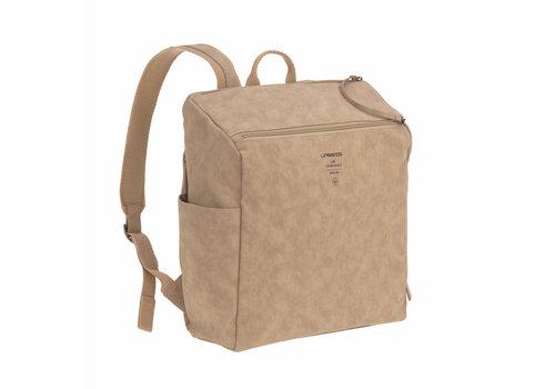 Lässig Vegan Tender backpack camel