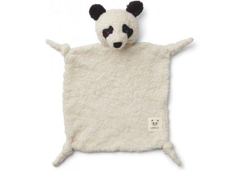 Liewood Lotte cuddle cloth Panda creme de la creme