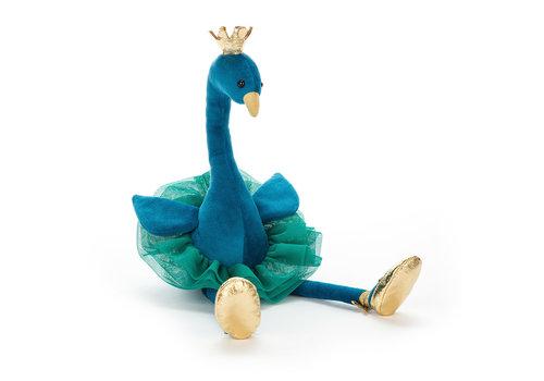 Jellycat Fancy Peacock 34cm