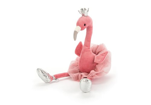 Jellycat Fancy Flamingo 34cm