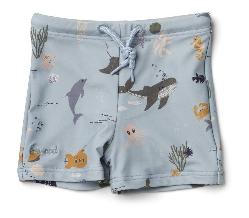 Otto swim pants Sea creature mix