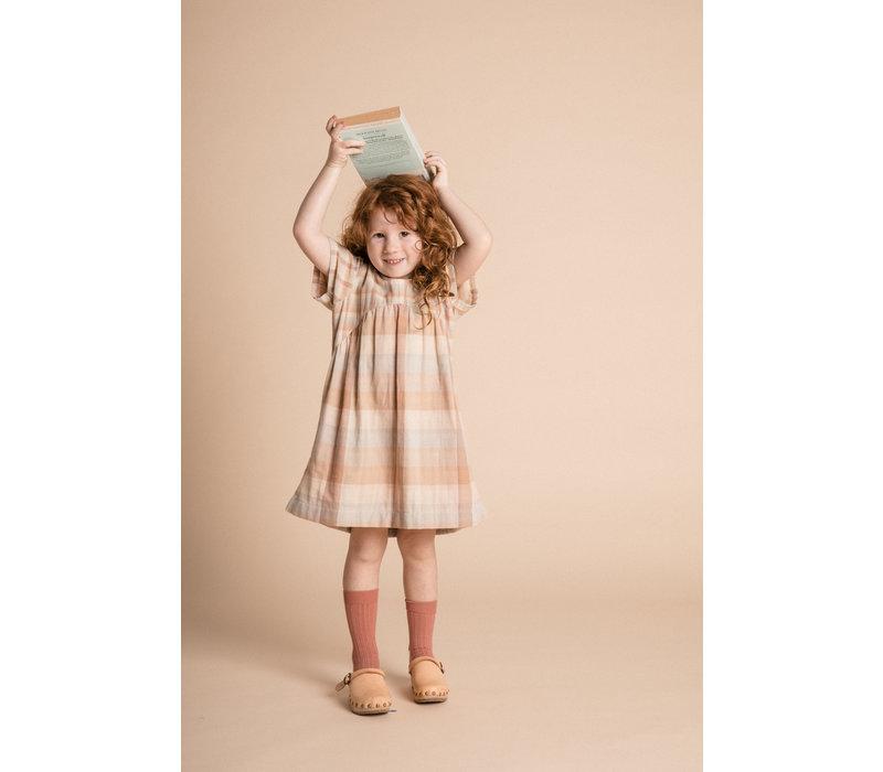 Clover Dress - Adobe Check