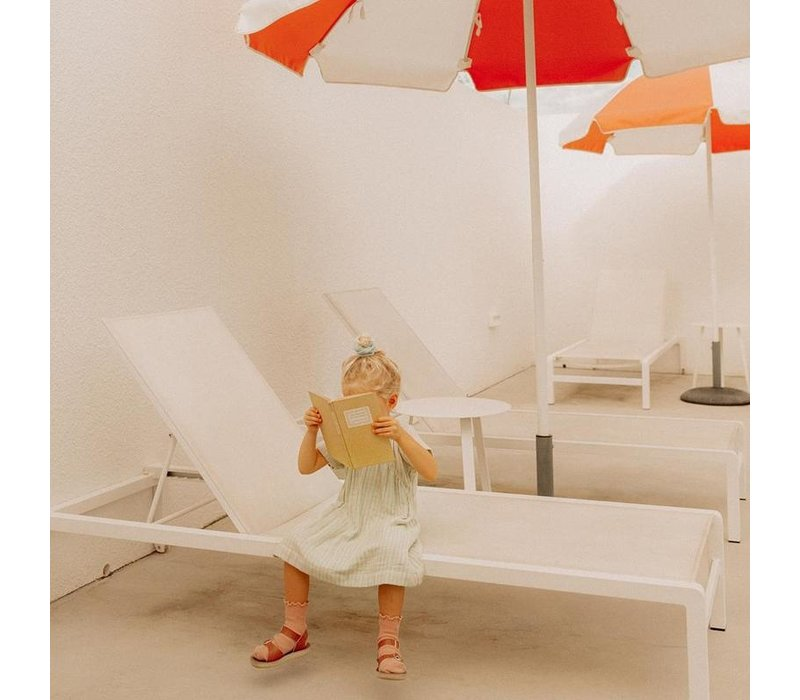 Clover Dress - Circa Stripe