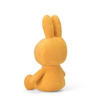 Miffy Sitting Corduroy Yellow - 70cm