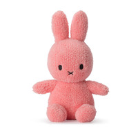 Miffy Sitting Terry Pink - 23cm