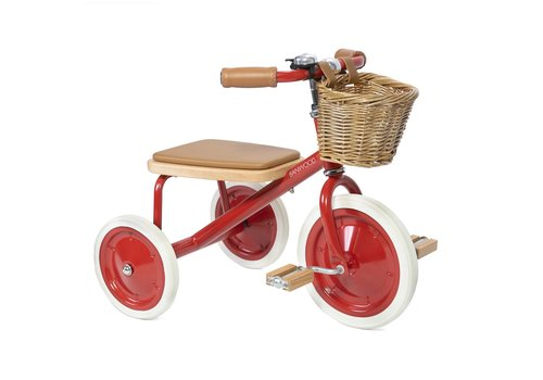 Banwood Banwood Trike Red