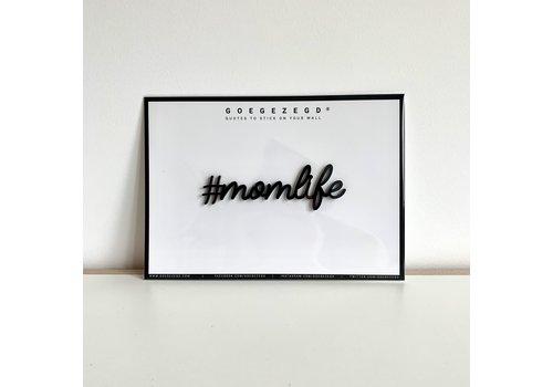 GOEGEZEGD A5 #momlife black