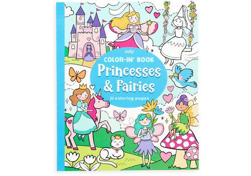 Ooly Kleurboek ''Princesses & Fairies''