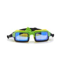 Truck Norris swim goggles Green (5+)