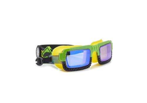 Bling2o Truck Norris swim goggles Green (5+)