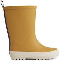 River rain boot Yellow mellow/ creme de la creme mix