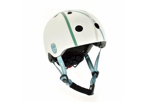 Scoot and Ride Baby Helmet XS - Cross Line (45–51cm)