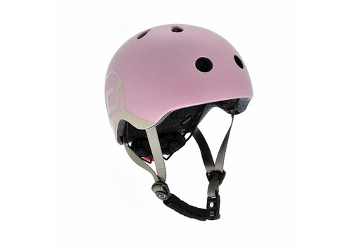 Scoot and Ride Babyhelm XS - Rose (45–51cm)
