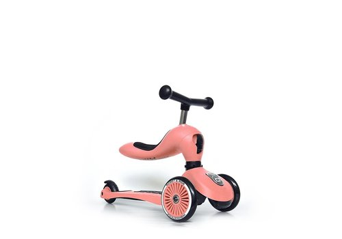 Scoot and Ride Highwaykick 1 - Peach (1-5Y)