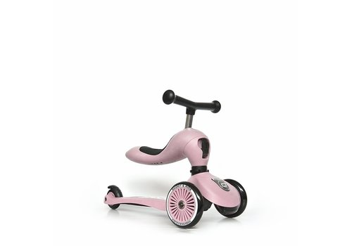 Scoot and Ride Highwaykick 1 - Rose (1-5Y)