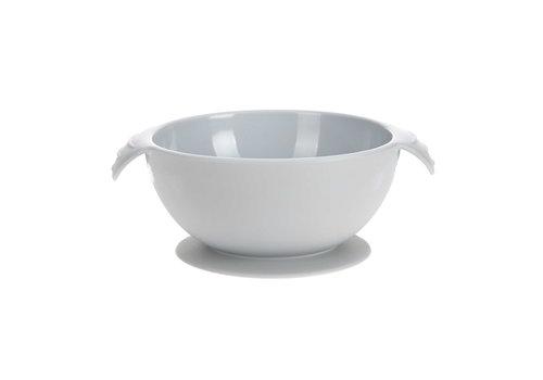 Lässig Bowl Silicone grey